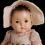 Madame Alexander Composition Dionne Quintuplet Toddler Yvonne