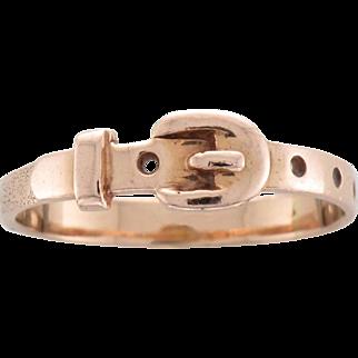Vintage Belt Ring