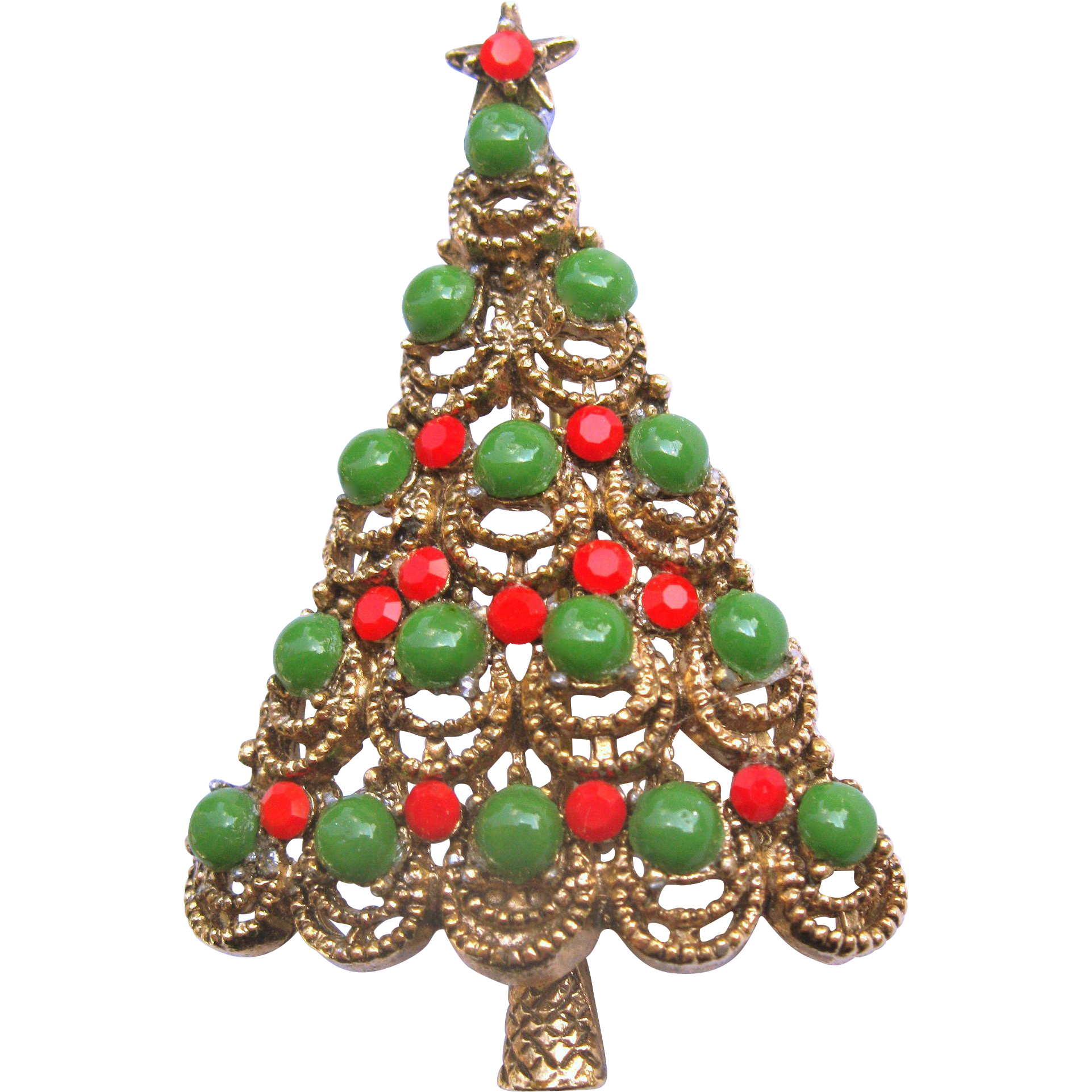 Vintage Glass Tree 71