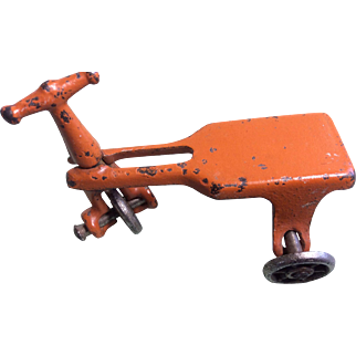 Small Metal Kilgore Tricycle or Trike