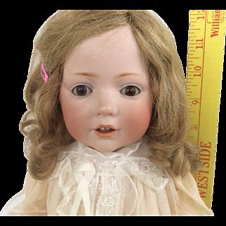 Antique German Bisque Hilda Baby Doll Kestner 237