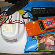 Dukes of Hazzard Toy Set from HG Toys Pop Culture Lovers Rare