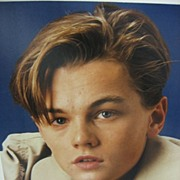 Leonardo DiCaprio 8 x 10 Photos of Young Actor