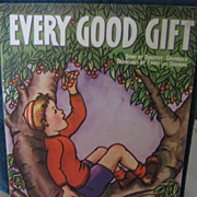 Lancaster Co Pa Nissley Estate Book Childrens Every Good Gift Book