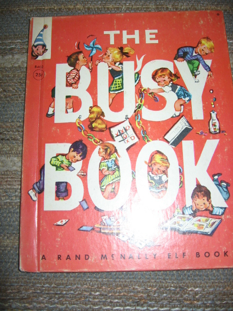 The Busy Book Rhymes & Riddles & Things To Do Book