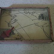 Lakehurst Naval Air Station Blimp Game RARE!! Pre WWII - Red Tag Sale Item