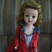 Vintage LuAnn Simms Doll