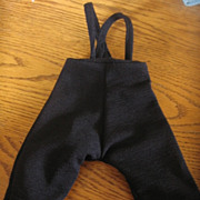 Vintage Amish Doll Britches for Bear or Doll