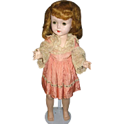 "24"" tall Sweet Sue Walker Doll with Original Dress"
