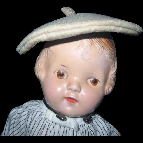 Tam O Shanter for Doll Little Bonnet