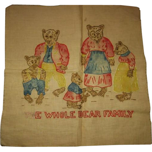 Bears Bears and Bears The Whole Bear Family Needlework to Frame