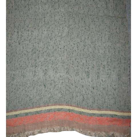 Early Woven Fabric with Fringed Edge