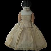 Vintage Germany China Head Doll