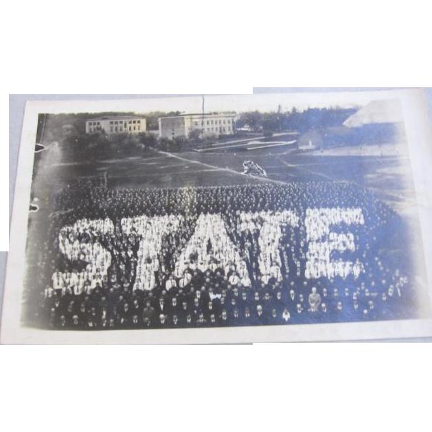 Penn State Scrapbook Memorabilia Early 1900s Photos Plus