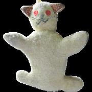 Homemade Kitty Cat Baby Toy