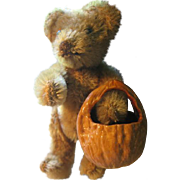 Miniature Basket for Your Miniature Bear