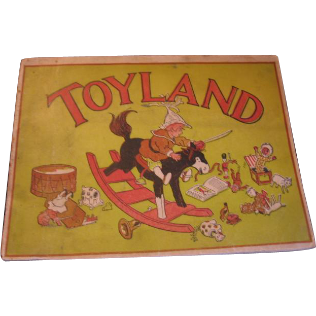 Timothy Smith Co of Boston Mass Giveaway Book Toyland