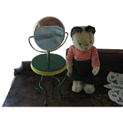 Miniature Mirror for Dolls and Bears
