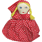 Little Red Riding Hood Topsy Turvy Doll