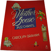 Mother Goose Jazz Chants by Graham Teachers Edition