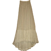 Bustle Petticoat from Victorian Era