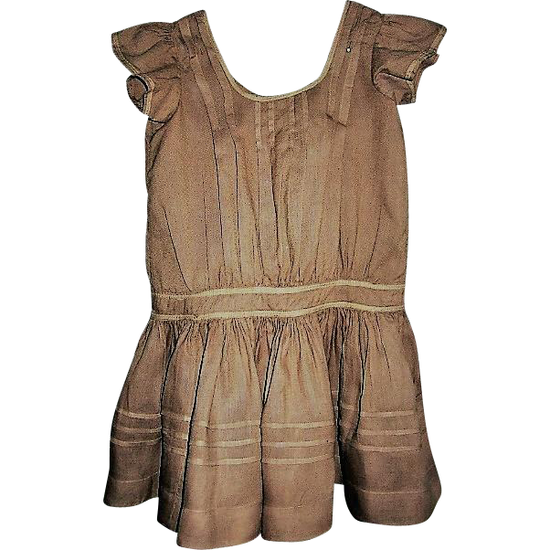 Pristine Childs Early Farm Dress