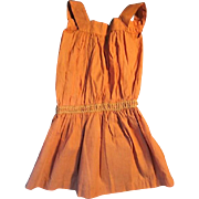 Early 1900s Doll Dress for Antique Doll