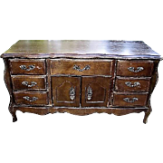 Vintage Doll Size Sideboard or Buffet