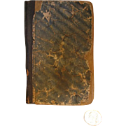 1800s Book The Wonders of Vegetation The Fruit