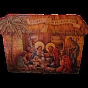 Christmas Nativity 3 D Card