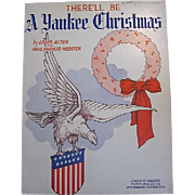 A Yankee Christmas Cover to Frame