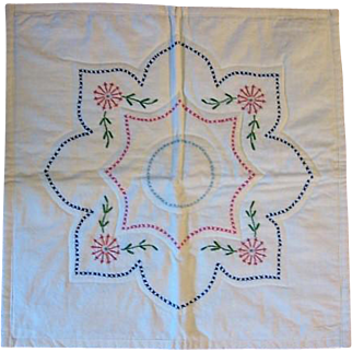 2 Beautiful Needlework Quilt Wall Hangings to Frame