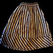 Antique China Head Doll Skirt