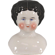 China Doll Head c1860 Excellent Condition
