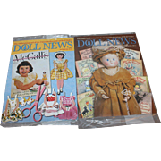 UFDC Doll News Magazine 2015 Spring and Summer Issues Unopened