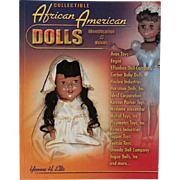 Book Collectible African American Dolls Identification and Values