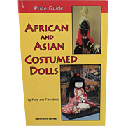 Book African and Asian Costumed Dolls Price Guide by Polly and Pam Judd