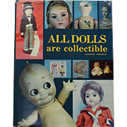 Book: All Dolls are Collectible Hard Cover