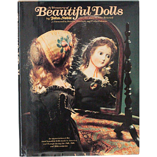 Book A Treasury of Beautiful Dolls by John Darcy Noble