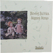 Book Blowing Bubbles Skipping Stones by Florence Theriault