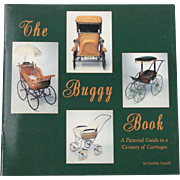 Book The Buggy Book A Pictorial Guide to a Century of Carriages by Cynthia Gaskill