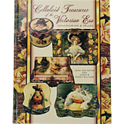 Book Celluloid Treasures of the Victorian Era Identification and Values