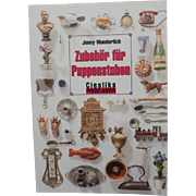 Book Accessories for Dolls Identification and Price Guide by Jenny Wunderlick / Ciesliks