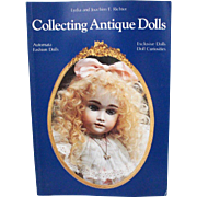 Book Collecting Antique Dolls Exclusive Dolls Doll Curiosities Fashion Dolls Automata by Lydia and Joachim F Richter