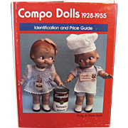 Doll Book Compo Dolls Volume 1928 - 1955 Identification Price Guide