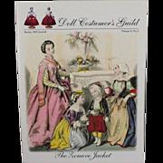 Doll Costumers Guild Volume 9 No 2 The Zouave Ensemble circa 1860