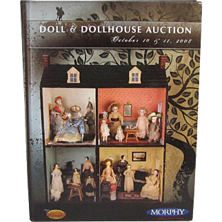 Doll and Dollhouse Auction Catalogue