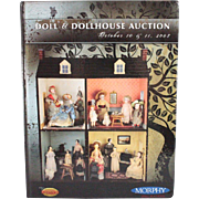 Book Doll and Dollhouse Auction Morphy