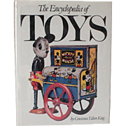 Book The Encyclopedia of Toys by Constance Eileen King