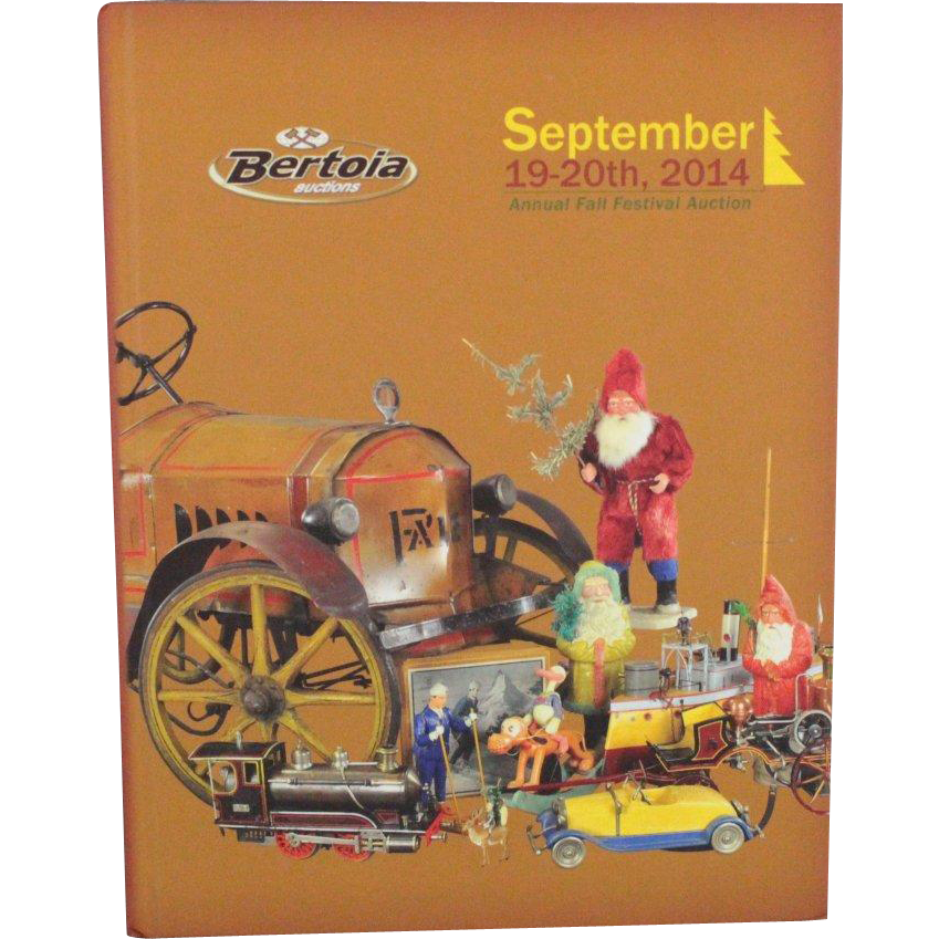 Auction Catalog Fall Festival Christmas Collectibles Bellsnickle Ornaments Halloween Candy Containers Noahs Ark More
